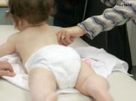 US baby found alive in box under sitter's bed