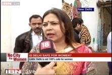 Delhi not 100 per cent safe for women, says BJP MP Meenakshi Lekhi