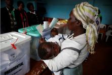 Some Kenyans, Keen to Vote, Rent Babies to Jump Long Queues