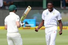 AB de Villiers Wants Kagiso Rabada to Get Smarter With His Celebration