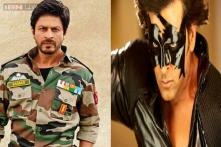 Will Hrithik be able to fill in SRK's shoes this Diwali?