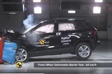 Skoda Karoq Receives 5-Stars in Euro NCAP Crash Test