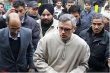 National Conference Stages Protest, Alleges Mass Arrests in Kashmir