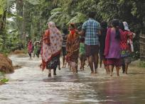 India among top three nations with disaster-related displacements