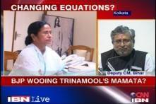 Come back to NDA: BJP's Sushil Modi to Mamata