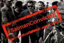 Salman Khan Gets Five Year Sentence; Saif, Tabu, Sonali, Neelam Acquitted By Jodhpur Court