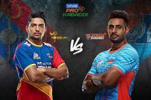 Pro Kabaddi 2019 HIGHLIGHTS, UP Yoddha vs Bengal Warriors in Bengaluru: UP Beat Bengal 32-28