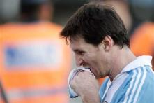 Argentina held 0-0 by Colombia despite Messi cameo