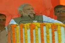 LIVE: Narendra Modi addresses rally in Mathura