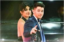 Priyanka Chopra, Nick Jonas Twin as They Decorate Cookies, Wish All on Christmas
