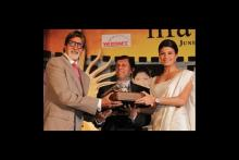 Amitabh and Jacqueline announce IIFA 2010