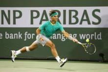 Nadal beats Federer to enter the BNP Paribas Open semis