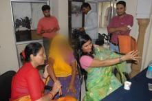 Selfie With Rape Survivor, Rajasthan Women's Panel Member Under Fire