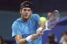 Del Potro wins twice to reach Citi Open quarter-finals