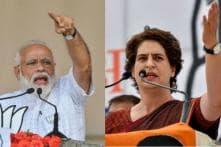 PM Modi's Mega Show of Strength in Varanasi Rekindles Buzz of Priyanka Gandhi's Entry