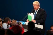 Britain's Boris Johnson Jokes About Dead Bodies in Libya
