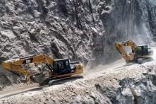 Caterpillar Unveils New Range of Excavators in India