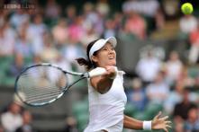 Li Na advances to 2nd round at Wimbledon