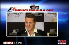 May stay with Mercedes, says Schumacher