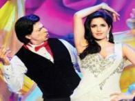 Zee Cine Awards: Shah Rukh Khan performs with Yash Chopra's heroines- Katrina, Anushka