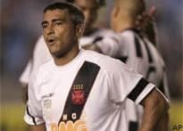 Romario suspended for failing dope test