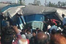 34 dead, 150 injured as three coaches of Janta Express train derail in Raebareli