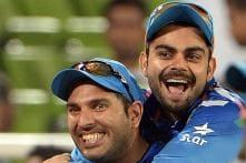 Yuvraj's Dedication & Determination is Exactly What Kohli Endorses