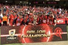 Renegades' Sensational Turnaround Hands Them Maiden BBL Title