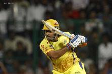 Blazing Dhoni stars in CSK victory