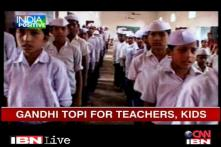 MP school remembers Mahatma Gandhi every day