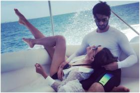 Sushmita Sen Sets Temperature Soaring with Pictures from Her Maldives Vacation, See Here