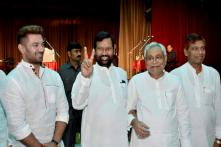 Lohiaite Nitish to Embark on a New Journey With Paswan on Ambedkar Jayanti
