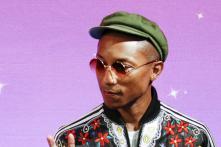 I Exfoliate Like a Madman: Pharrell Williams