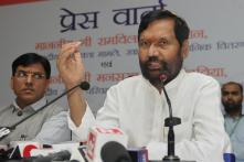 No Need for Any Debate on Reservation, Says Ramvilas Paswan After RSS Chief Bhagwat's Comments