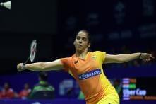 Saina Enters Second Round, Manu-Ashwini Duo Loses in Jakarta