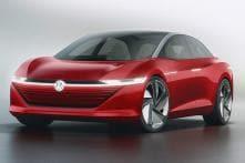 Geneva Motor Show 2018: Volkswagen ID Vizzion Concept Unveiled