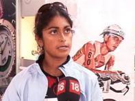 Triathlon champion woman Anu Vaidyanathan dreams big