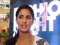 Katrina in Delhi ahead of Men's Fashion Week