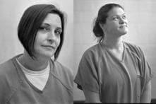 Most Dangerous Female Criminals' Impromptu Photo Shoot