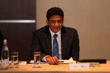 Anil Kumble's Appointment Shows BCCI's Intent to Involve Cricketers