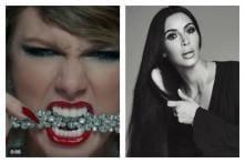 Taylor Swift's Video Director Mocks Kim Kardashian West