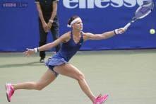 Safarova rallies to beat Keys in first round at Tokyo