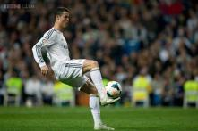 Injured Cristiano Ronaldo in doubt for Borussia Dortmund tie