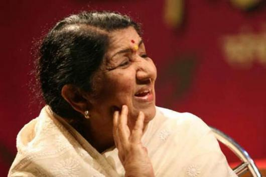 A file photo of Lata Mangeshkar.  (Photo: Getty Images)