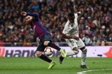 Vinicius Jr Breaks Lionel Messi's Record as He Scores in Real Madrid's El Clasico Win