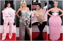 Cardi B to Kylie Jenner, Best & Worst Dressed Celebrities at Grammys Red Carpet