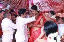 Actress Amala Paul ties the knot with filmmaker Vijay