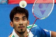 Kidambi Srikanth jumps to 8th spot in badminton rankings