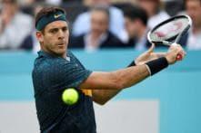 Injured Juan Martin Del Potro Out of Australian Open