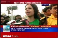 Mumbai Marathon a great way for the city to come together: Kalki Koechlin